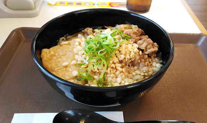 「すき家」の「ロカボ牛麺」
