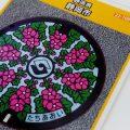 マンホールカード第4弾配布開始。早速静岡市ゲット