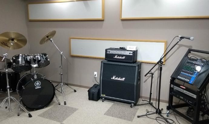 しまだ音楽広場 音楽スタジオ